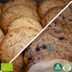 Cookies (les 100g)