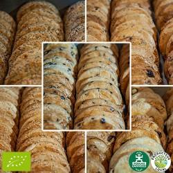 Biscuits sablés assortiment...
