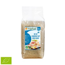 Riz long blanc de Camargue 1kg