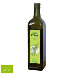 """Huile d'olive """"le bio pour..."""